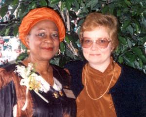 Folake Solanke & Diane Lindsley