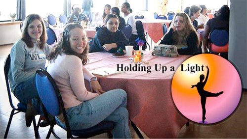 Holding Up the Light