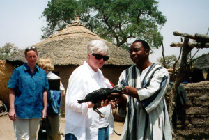 Marge Holzbog - Burkina Faso